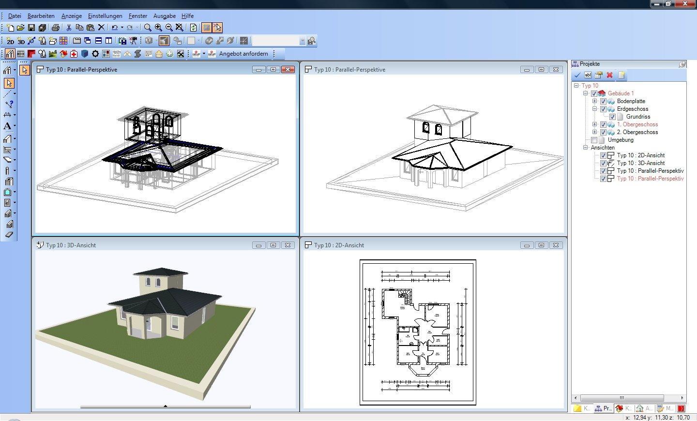 3D Wunschhaus Architekt 8 Ultimate: Amazon.de: Software