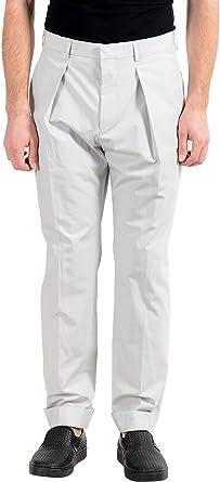 hugo boss cotton pants