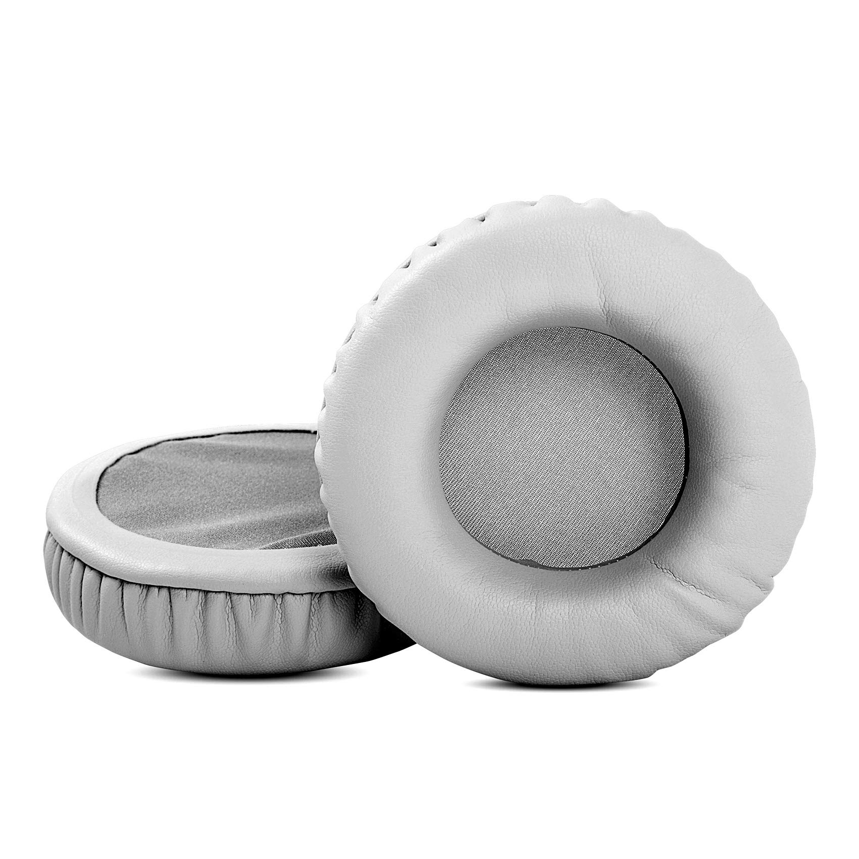 YunYiYi Gray Earpads Replacement Ear Pads Pillow Foam Ear Cushion Ear Cups Ear Cover Compatible with SONY DR-BTN200 BTN200 BTN 200 Headphones