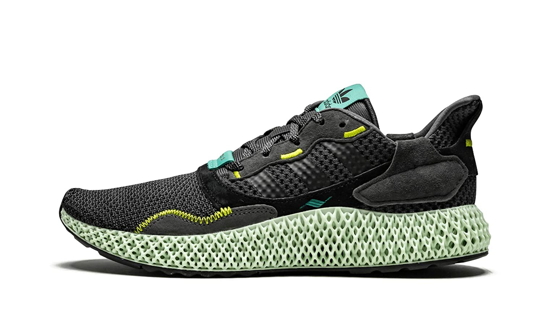   adidas Zx 4000 4D (CarbonCarbonCarbon, 7