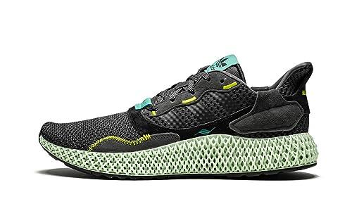 | adidas Zx 4000 4D (CarbonCarbonCarbon, 10.5