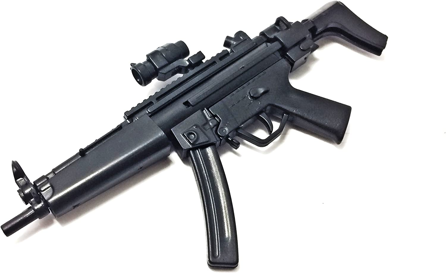 "Free Shipping 4D 1//6 Scale MP5K Submachine Gun Model For 12/"" Figure Doll"