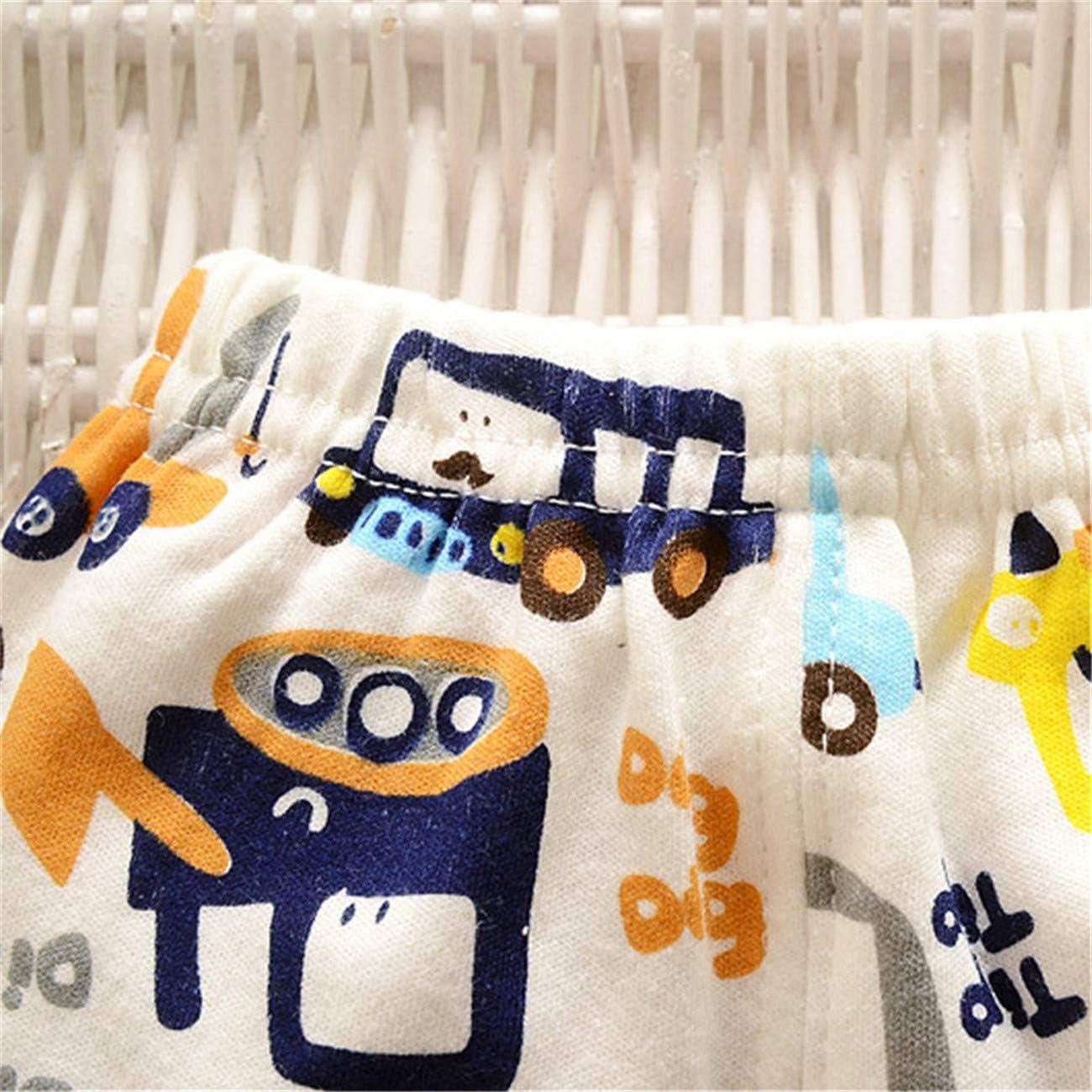 Bigsweety Unisex Pajamas Tee and Pant 2-Piece Pajamas Set Soft Cotton and Linen