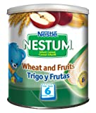 Gerber Baby Cereal Nestle Nestum Wheat And