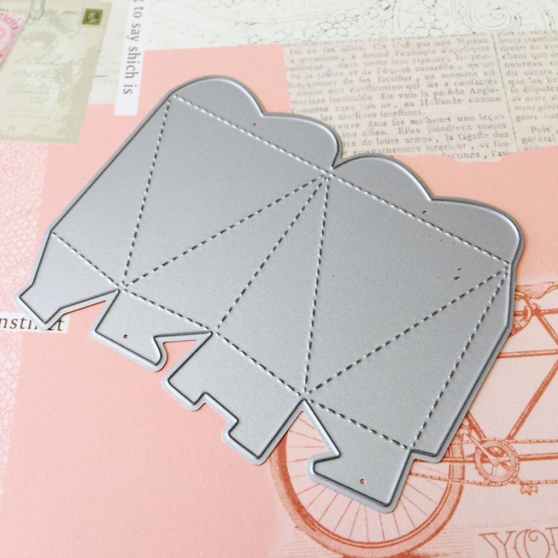 Clock Metal Cutting Dies Stencil For DIY Scrapbooking Embossing Paper Card DE