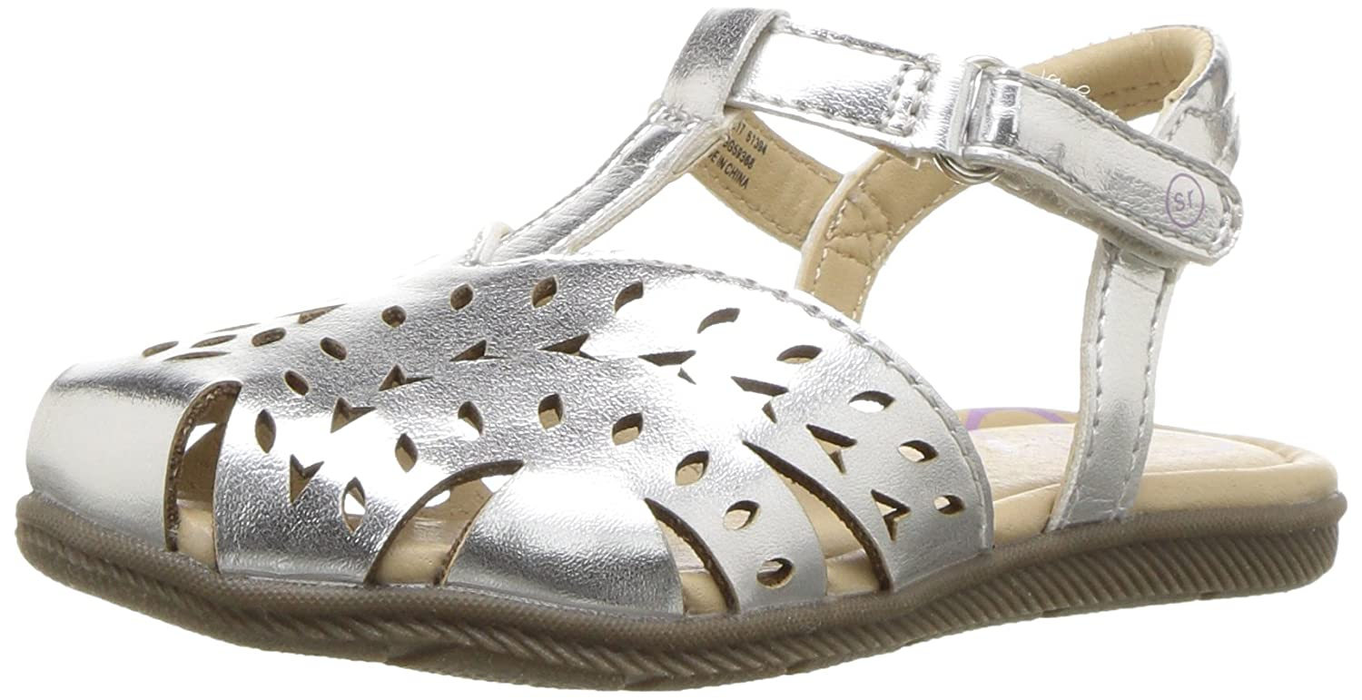 Stride Rite Kids' Lola Closed Toe Sandal