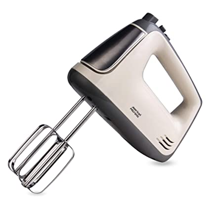 American Micronic AMI-HM1-300WDx - 5 Speed 300W Hand Mixer with Turbo Function