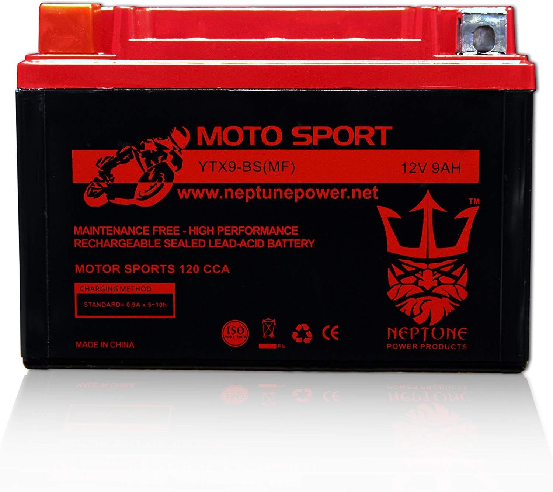 X ATV High Performance Sealed Battery Sportrax 1999-2009 Honda TRX400EX