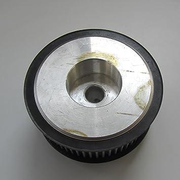 KUNPENG - # KP-BS-T-092 Longitud de la polea de aleación de aluminio 3.5 cm 60 dientes es para Tajima TMFD 1 piezas: Amazon.es: Hogar