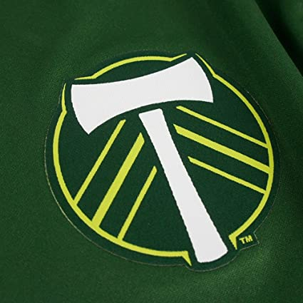 Portland Timbers Adidas Men's MLS 2017 Travel Sideline Full