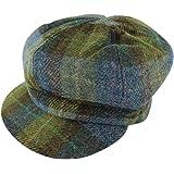 76d9ef64117 Glen Appin Ladies Harris Tweed Bakerboy Cap (Colour 15 Gunn Tartan ...