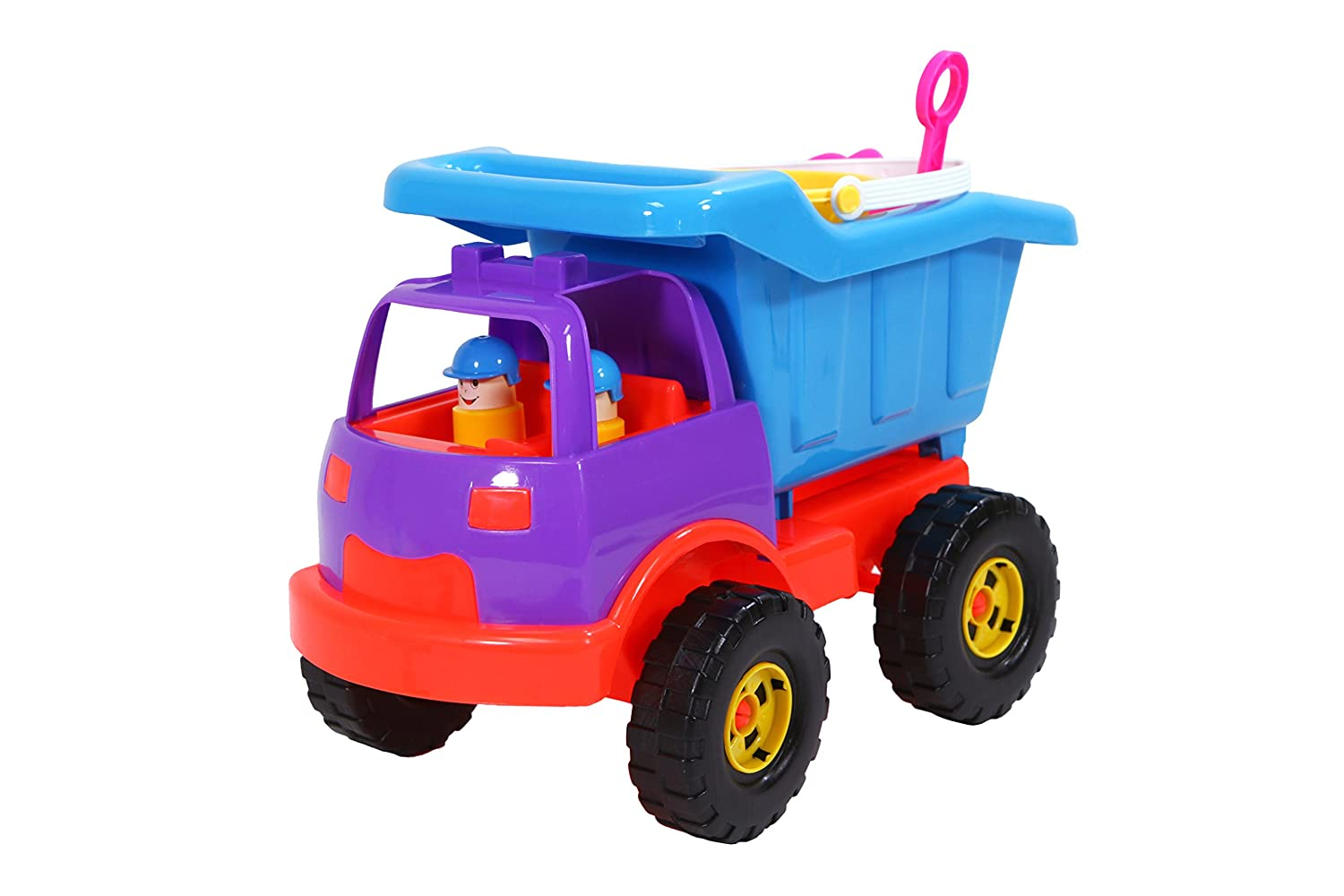 Water Sports Itza Sand Truck and Toys 81062-5