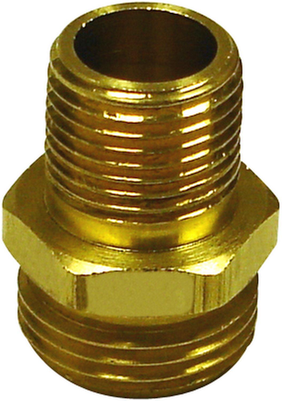 Coxreels 10782 Hose Reel Adapter 1//2 NPT Male x 3//4 Garden Male 250 PSI