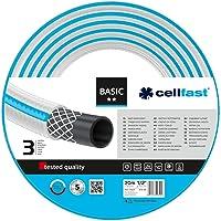 Cellfast Basic Gartenschlauch 3-lagiger Schlauch Wasserschlauch 25 bar
