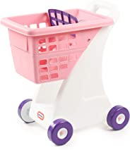 Carro Supermercado Luxo Rosa Little Tikes