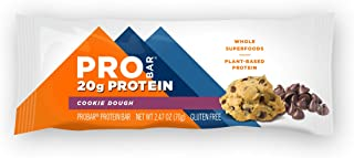 product image for Probar, Bar Base Cookie Dough, 2.46 Ounce, 12 Pack
