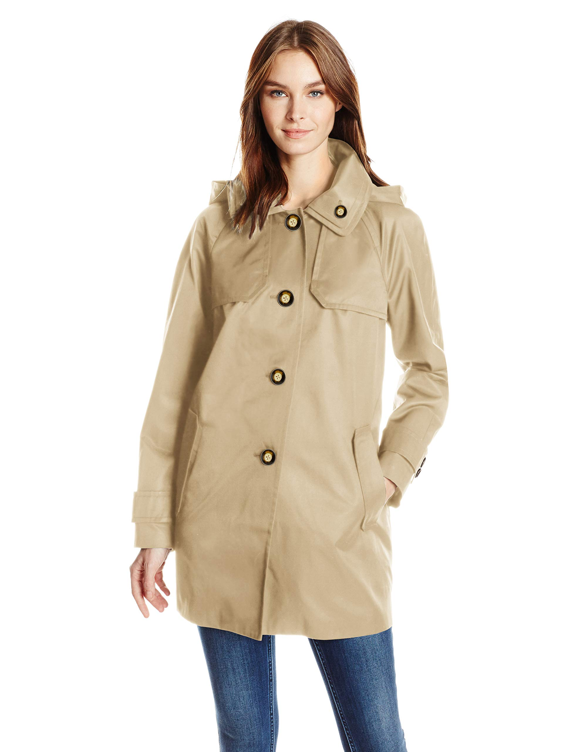 c10eadc696c Best Rated in Women s Trench Coats   Helpful Customer Reviews ...