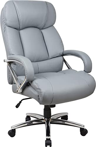 Office Factor Big and Tall Office Chair Fully Adjustable