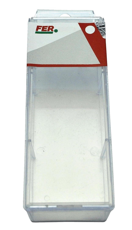 Fer 61014/Kleine Arbeiten Spitze Eisen Flacher Kopf Verzinkt 22/x 120/mm