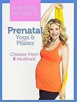 Kristin McGee's Prenatal Yoga & Pilates