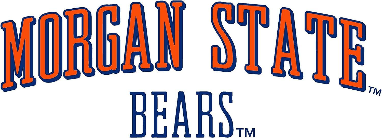 Official NCAA Morgan State University Bears RYLMOR07 Mens//Womens Boyfriend Sweatshirt