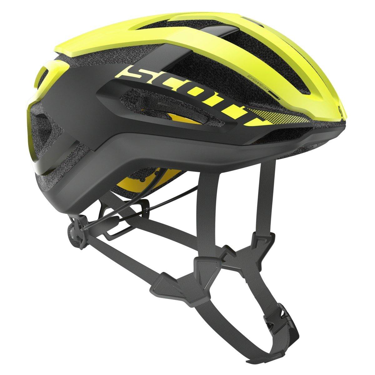 Scott casco Centric Plus (CE) Yellow RC