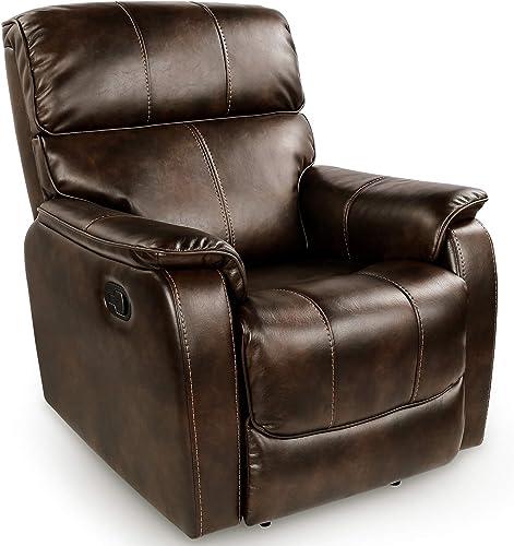 OT QOMOTOP Fabric Recliner Chair Sofa Review