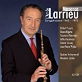 L'Art de Maxence Larrieu (12CD Capbox - Tirage Limité)