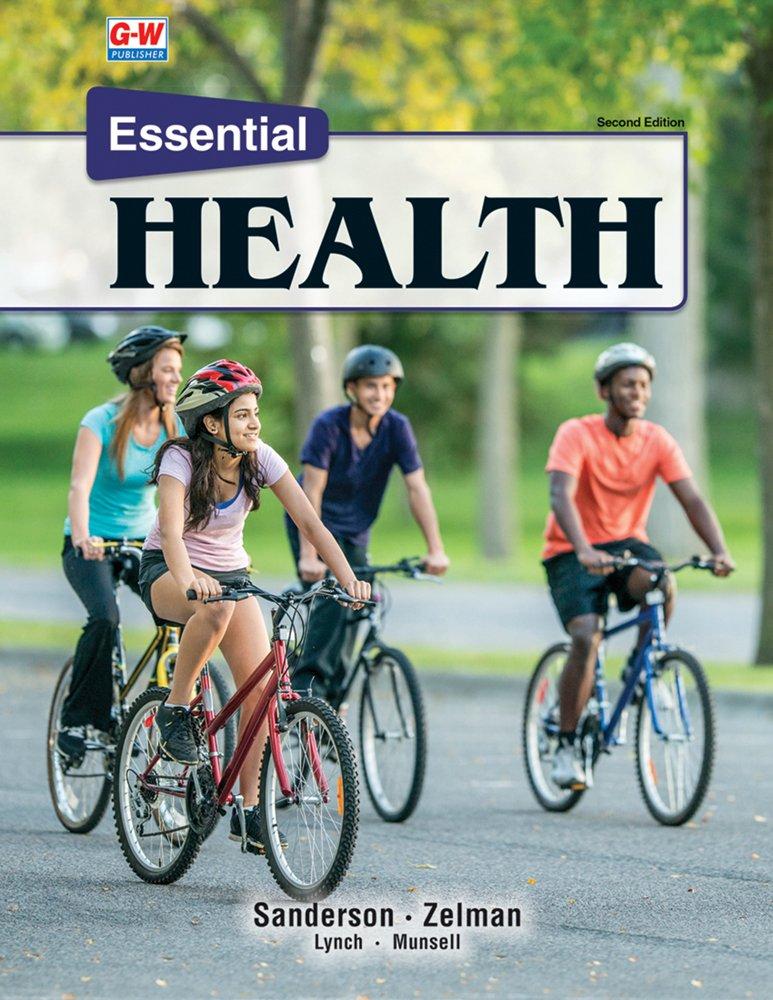 Essential Health by Goodheart-Willcox