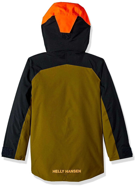 Private Brands Helly Hansen Jr Waterproof Twister Ski Jacket Helly Hansen US 41647