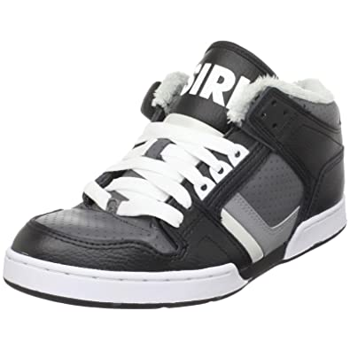 ba7d0d3b60a Amazon.com: Osiris Men's NYC 83 Mid Faux Shearling-Lined Skate Shoe ...