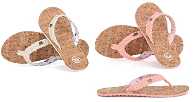 7ed4affee Urban Beach Newlyn Toe Post Beach flip Flop Sandals Choice of Colour (UK 3