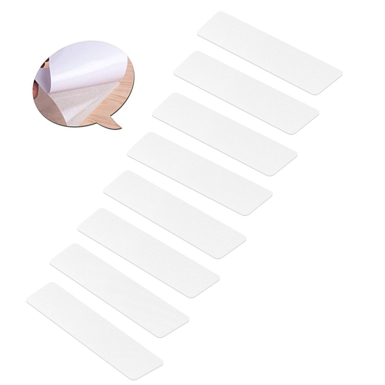 Cinta Antideslizante Transparente 15 un. 10x61cm. SETMAS