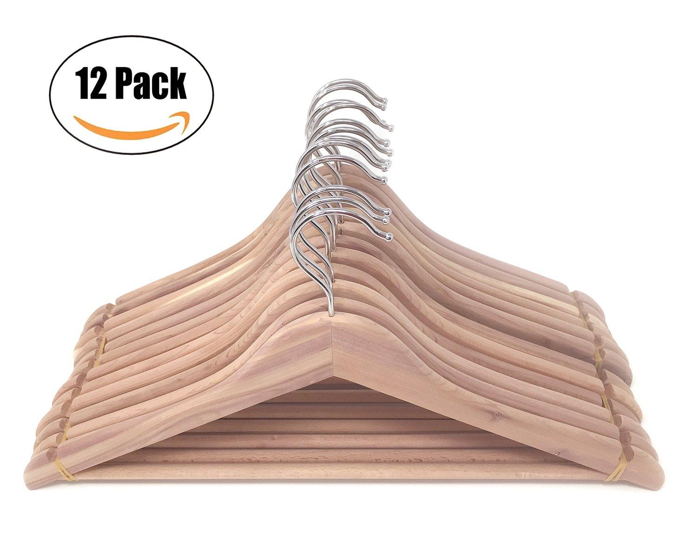 Cedar Elements Cedar Hangers - 12 Pack M&N International Group Inc. CE7112