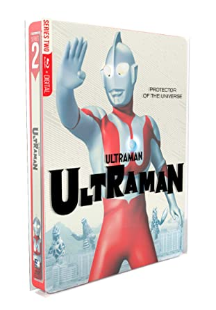 Ultraman - The Complete Series - SteelBook Edition [Blu-ray]