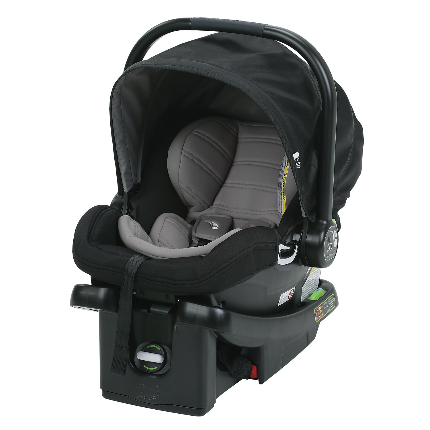 Baby Jogger 2016 City Go Infant Car Seat, Black 1965676