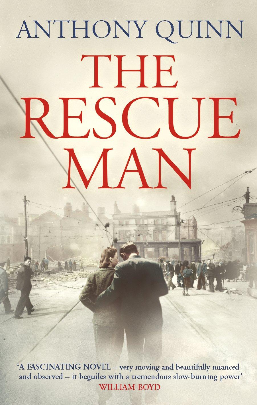 Read Online The Rescue Man pdf