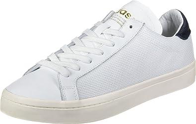 37afbbea30c12 adidas Court Vantage, Baskets Basses Mixte Adulte: Amazon.fr ...