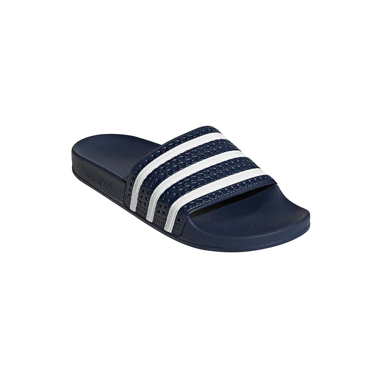 blu marine bianca blu marine adidas ADILETTE Ciabatte Unisex – Adulto