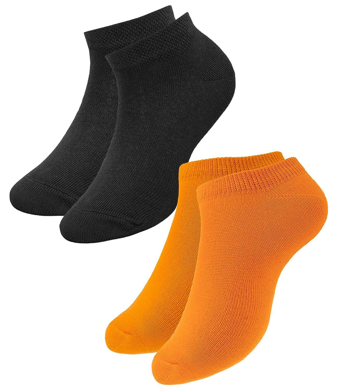 EW-24191-S17-BJ0 2 Ou 3 Paquet Baskets B/éb/é Gar/çon Socquettes Bas Court Soquettes Chaussettes Uni Pour incl EveryKid-Fashionguide Ewers 1