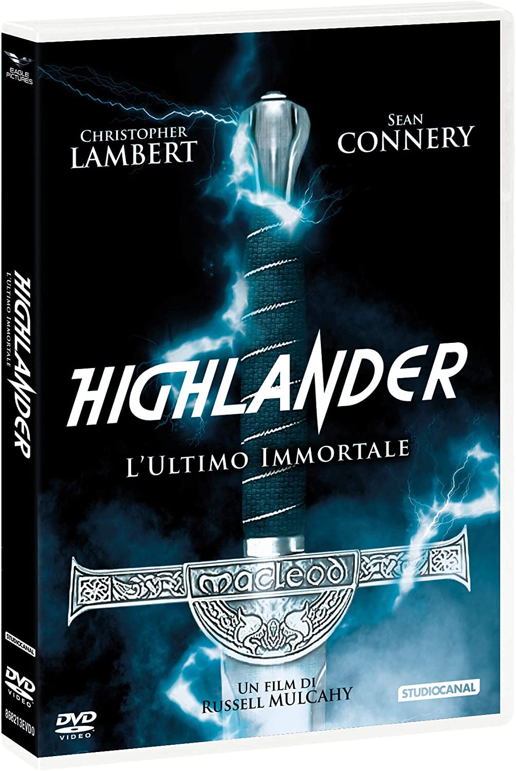 Highlander   L'Ultimo Immortale Dvd+Calendario 2021: Amazon.co.uk