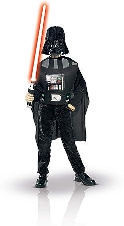 Rubies Deutschland 3 5207 - Disfraz de Darth Vader para niño (7 ...