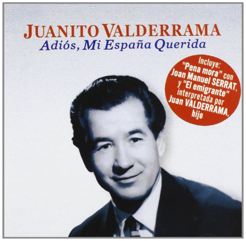 Adios, Mi España Querida: Juanito Valderrama: Amazon.es: Música