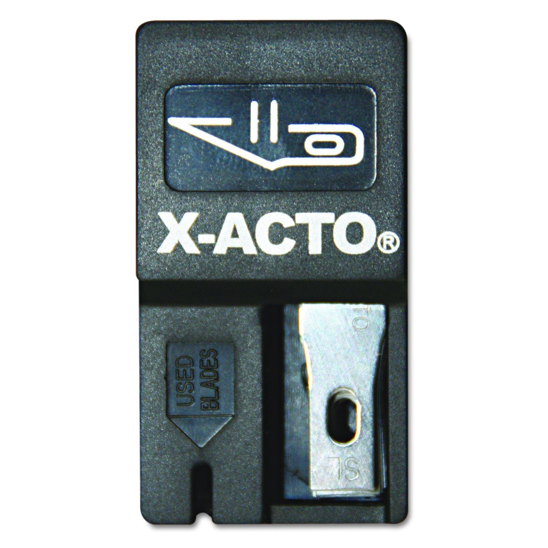 X-ACTO Nonrefillable Blade Dispenser, 15 per Pack