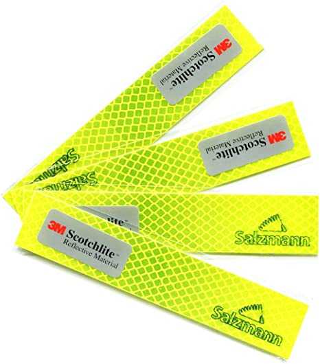 10 reflective high visibility stickers-reflective sticker-adhesive pro