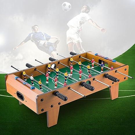 Trendyest - Juego de Mesa de Futbolín para Niños con Marco de ...
