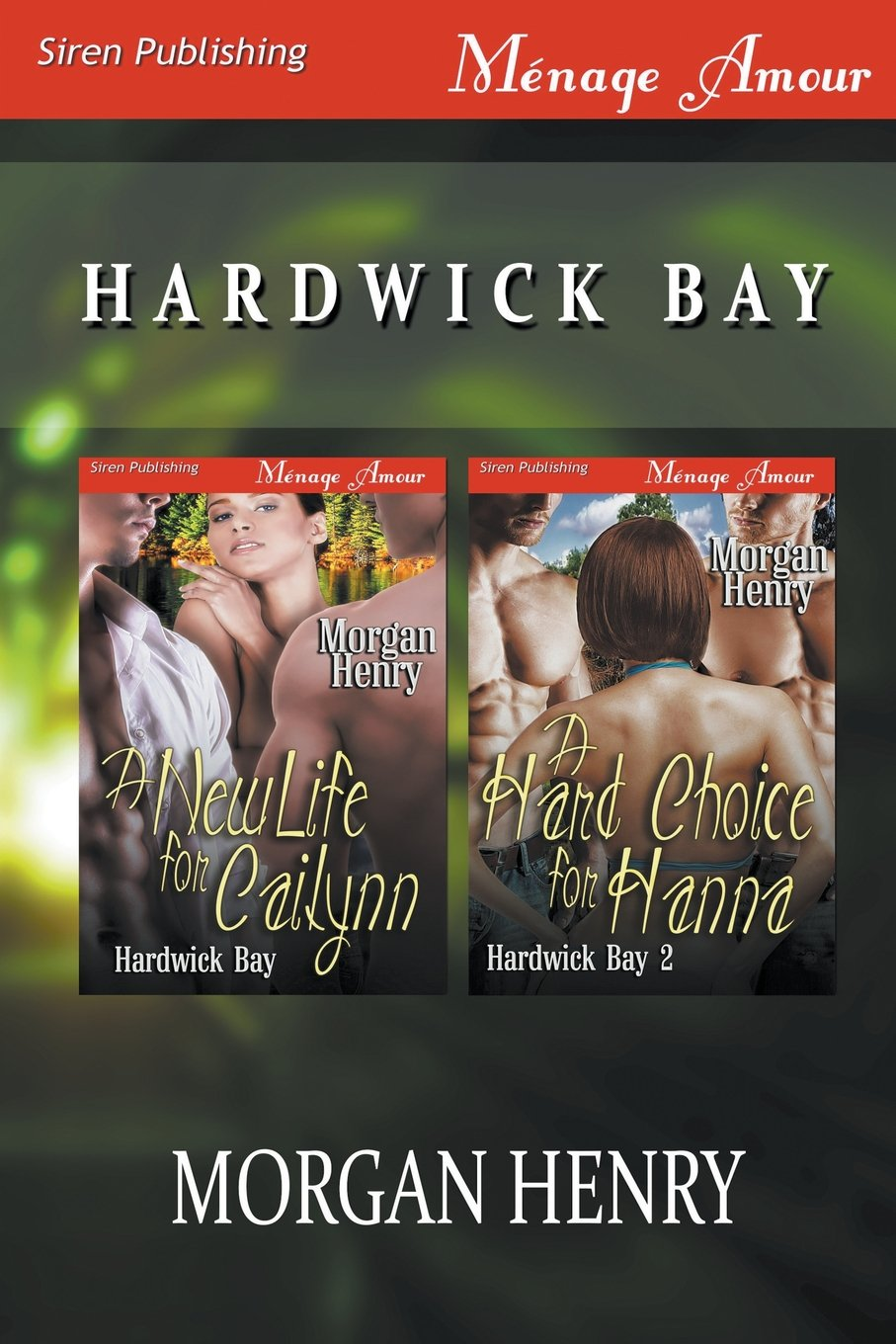 Download Hardwick Bay [A New Life for Cailynn: A Hard Choice for Hanna] (Siren Publishing Menage Amour) ebook