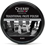 Cherry Blossom Shoe Polish,Shoepolish - Black