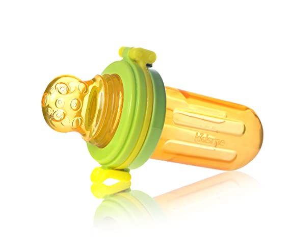 Kidsme KM160378OY - Alimentador exprimidor antiahogo: Amazon.es: Bebé