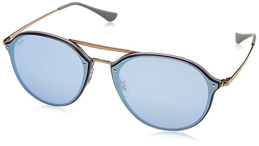 Óculos de Sol Ray Ban Blaze Double Bridge RB4292N 63261U-62  Amazon ... b7c38e5e33